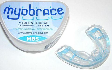 Трейнеры Myobrace для детей и взрослых