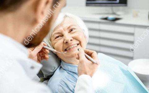 Когда ставят протезы после удаления зубов
