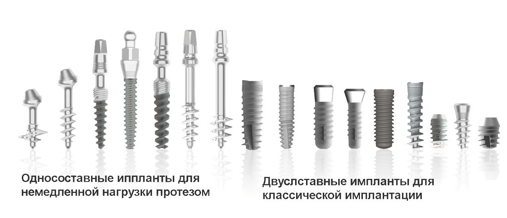 импланты