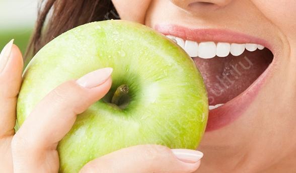 здоровый зубы