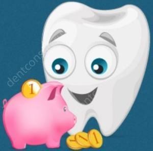 зуб копилка