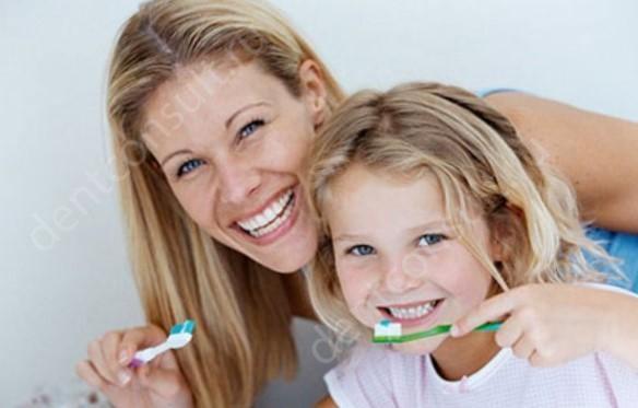 Гигиена зубов и полости рта должна проводиться регулярно