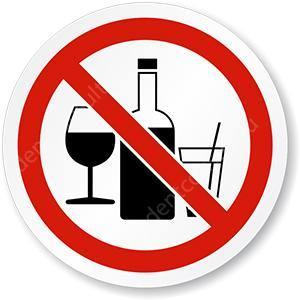 Опасность алкоголя для языка