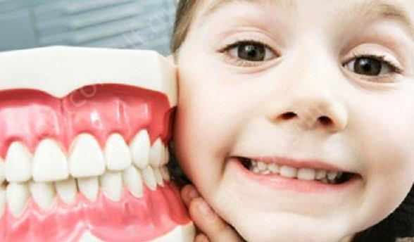 Протезирование зубов у детей, особенности несъемного протезирования