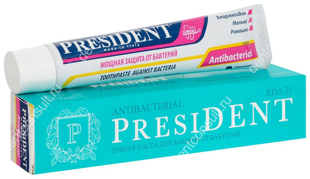 PresiDENT «Антибактериальная»