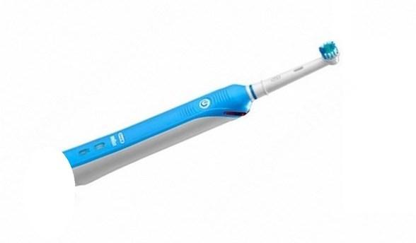 Электрическая зубная щетка механического типа