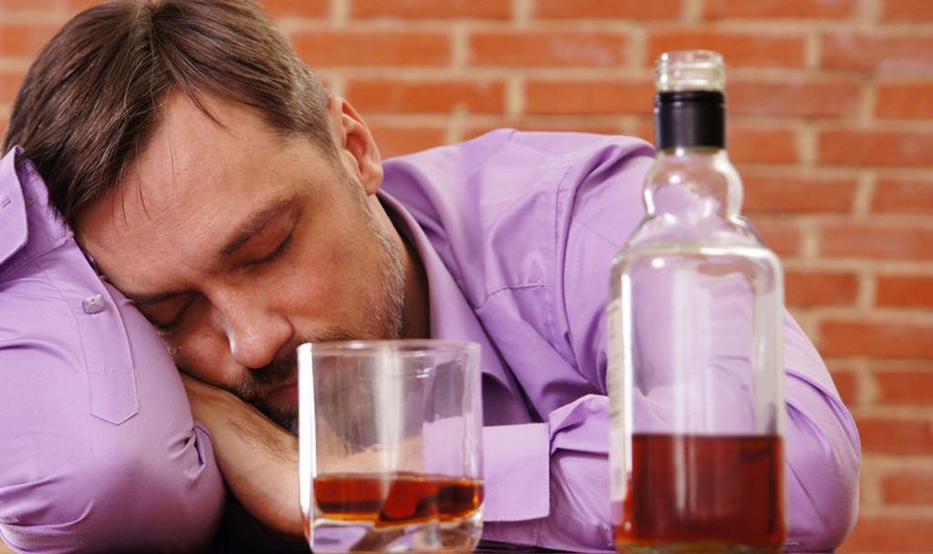 Алкоголь лишь временно притупляет чувствительность