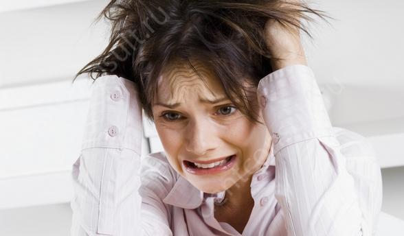 Фото: Стресс, как причина бруксизма