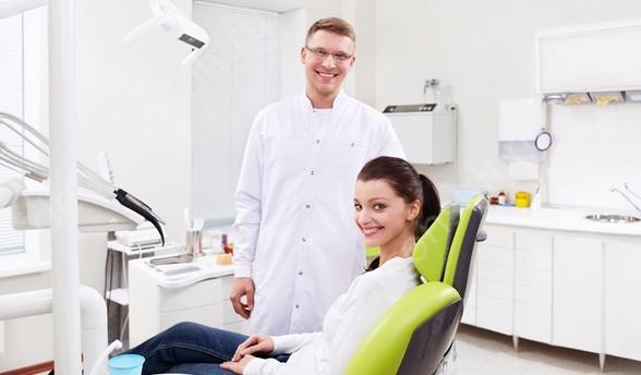 своевременное посещение стоматолога