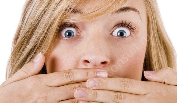 приятный запах изо рта