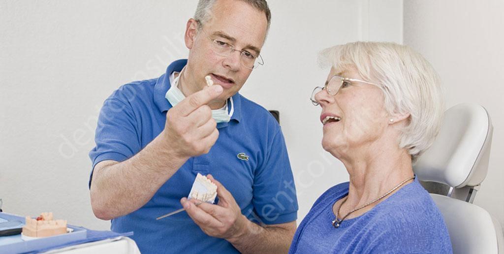 Протезирование зубов ветеранам