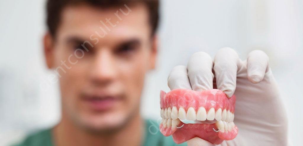 Протезирование зубов договор есть