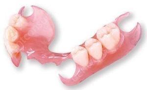 Акриловые частичные протезы