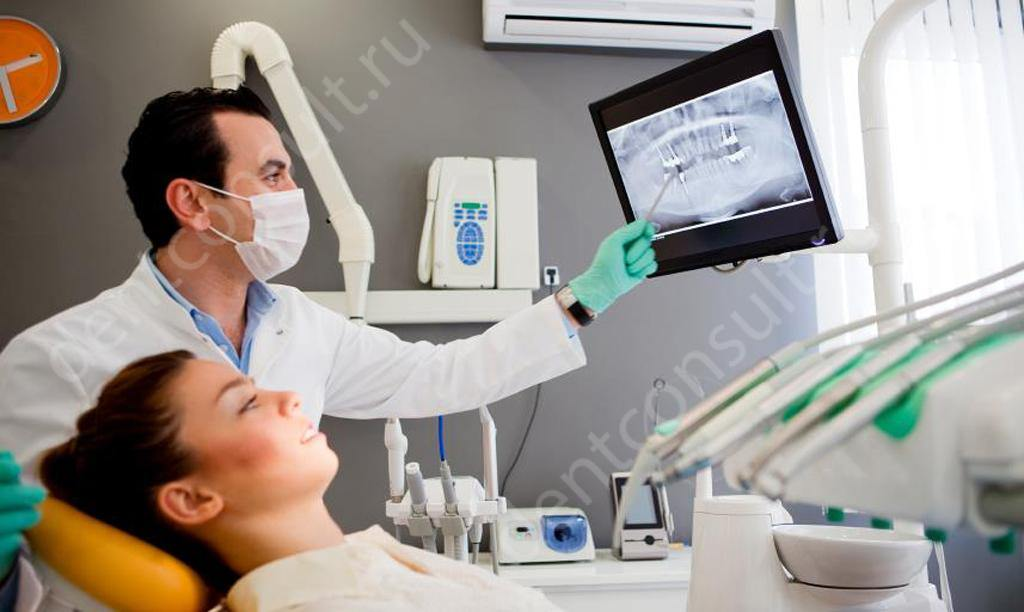 Рентген в период беременности
