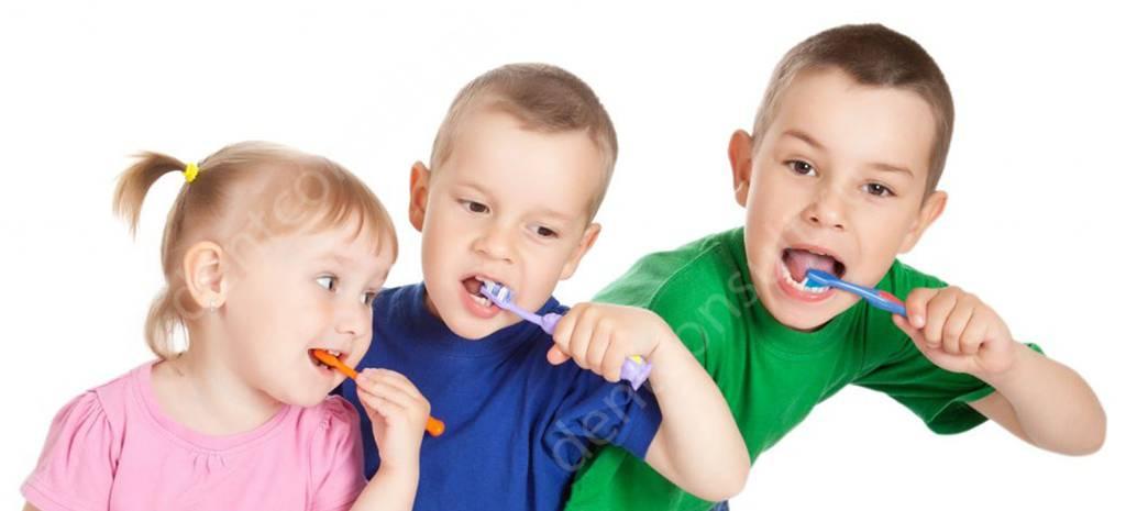 На каждый возраст должна быть своя зубная паста