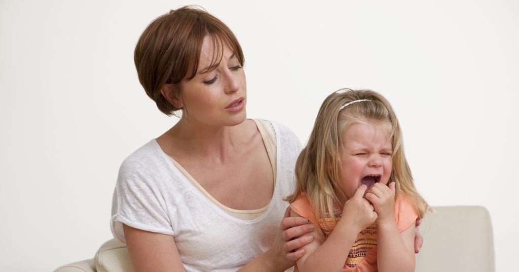 Что делать если у ребенка разболелся ночью зуб