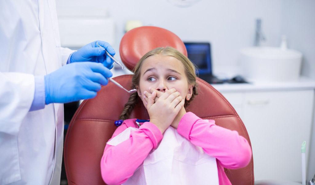 Больно ли сверлить молочные зубы
