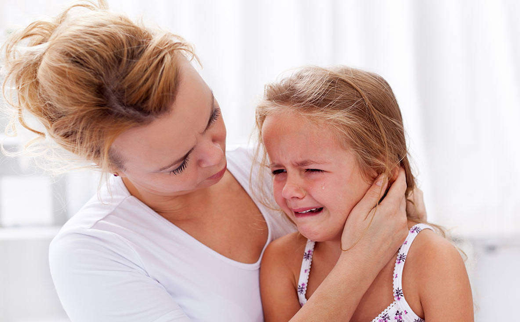 Если у ребенка ночью заболел зуб