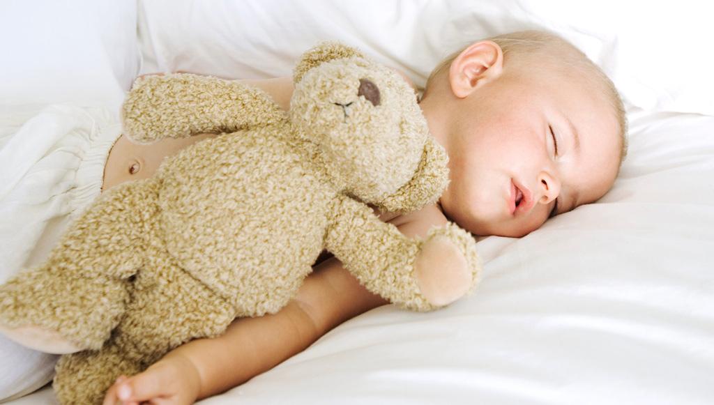Применение препарата помогает ребенку спокойно уснуть