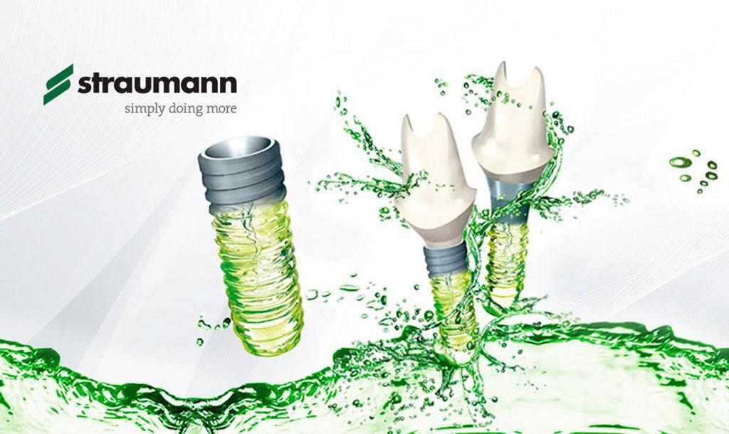 Импланты Straumann: обзор бренда