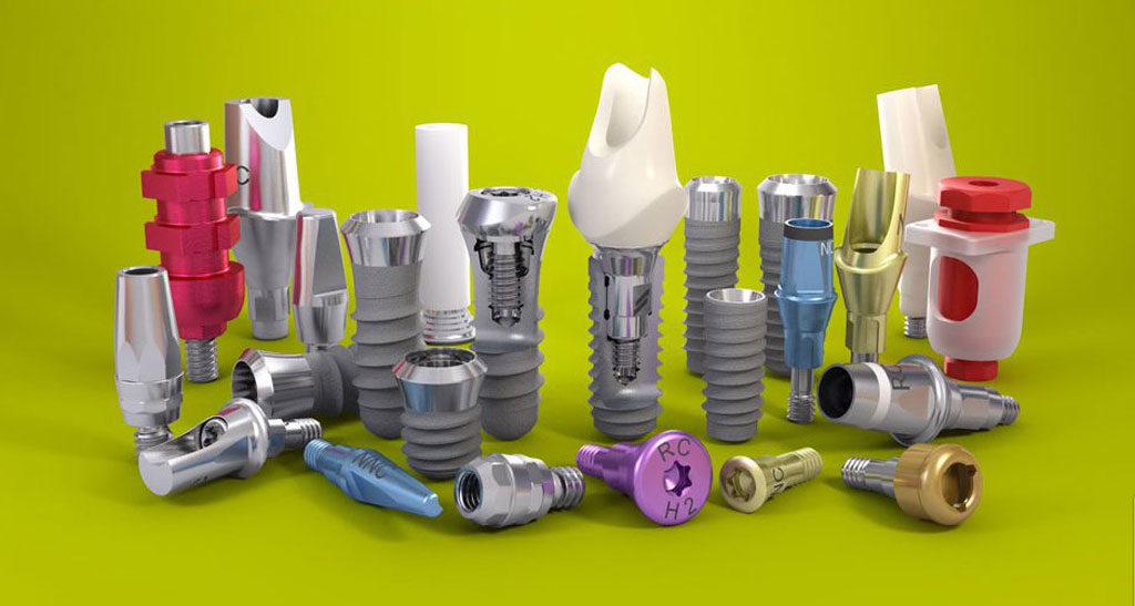 Широкий выбор имплантов позволяет решить практически любую проблему