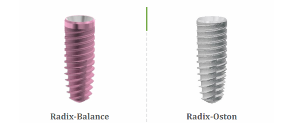 Radix-Balance и Radix-Oston