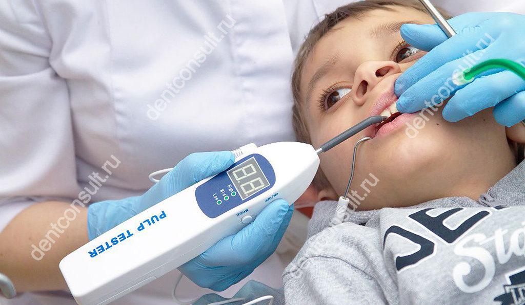 электроодонтодиагностика