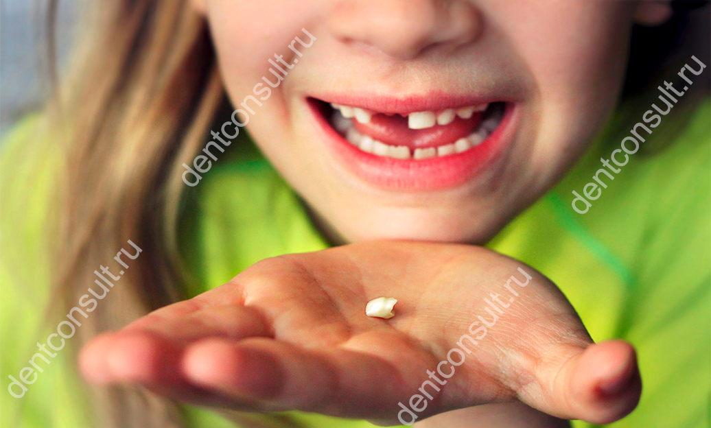 Сколько раз у человека выпадают зубы