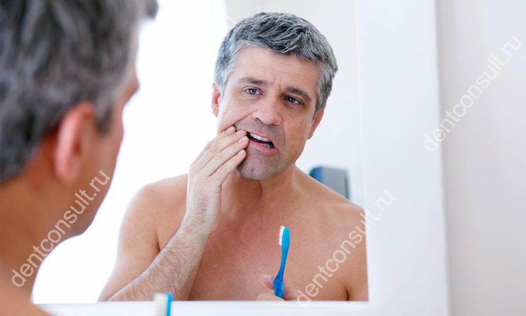 Запломбировали зуб а он болит что делать