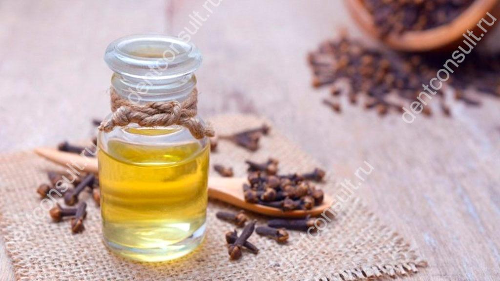 гвоздичное масло