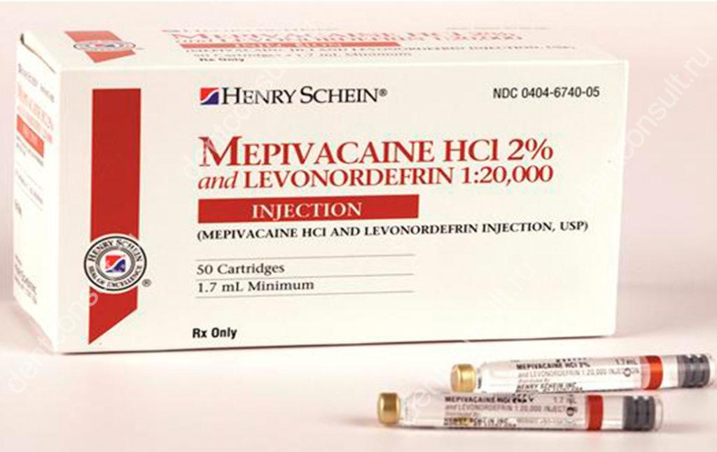 Мепивакаин