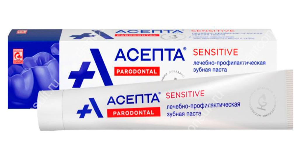 Parodontal Active от компании «Асепта»