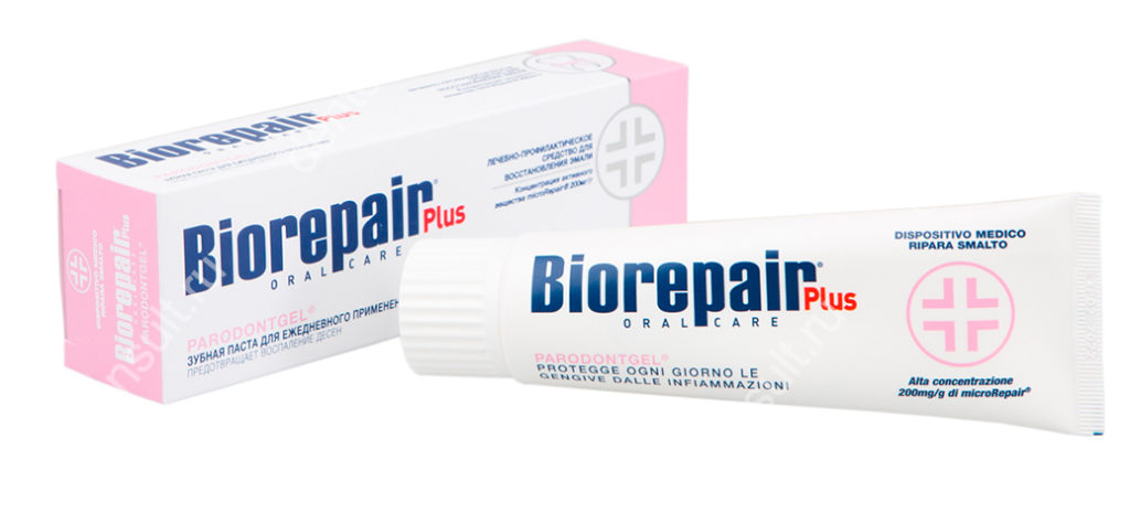 Plus Parodontgel от BioRepair