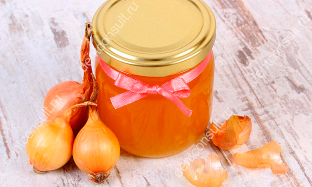 мед лук