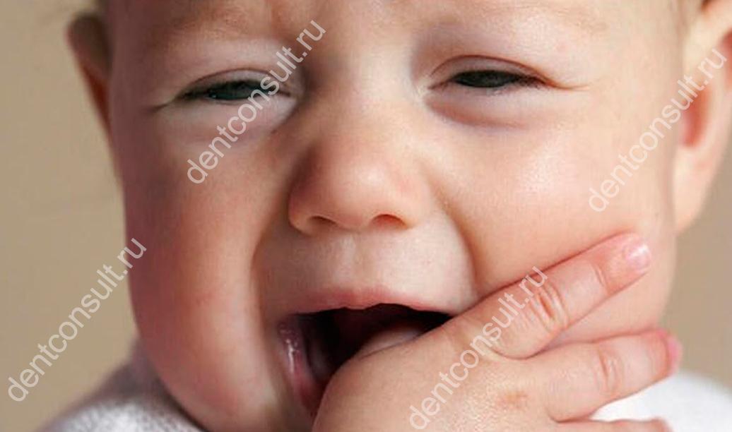 Как облегчить прорезывание зубов