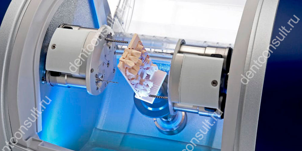Для создания ортопедических аппаратов используют программы для 3D-моделирования, а также систему CEREC на базе технологии CAD/CAM