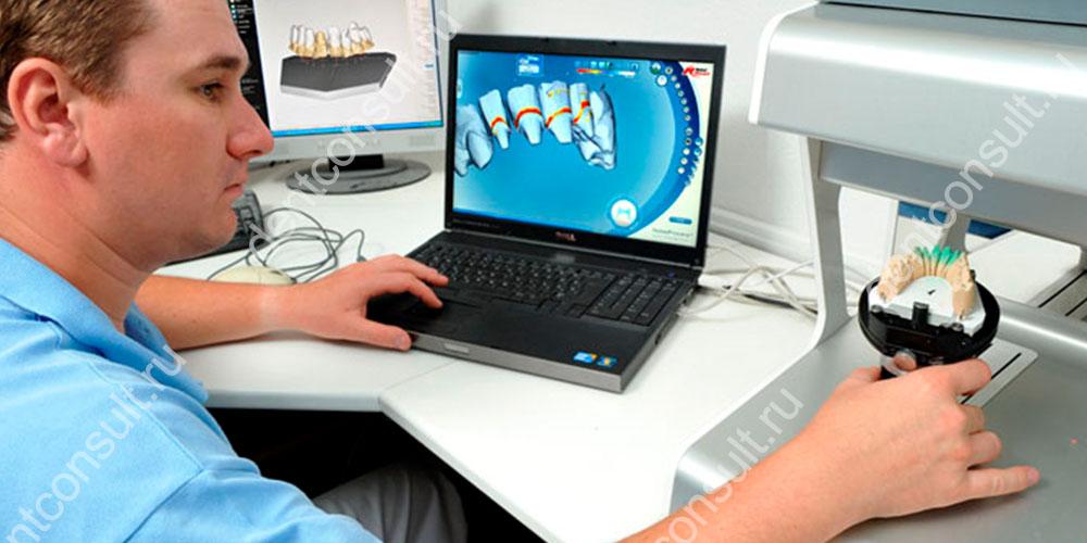 Визуализация по технологии Nobel Procera